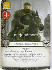 A Game of Thrones 2.0 LCG - 1x #045 Thoren Smallwood - For Family Honor