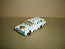 MATCHBOX-LESNEY Mercury Police