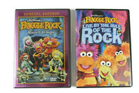 Jim Henson's Fraggle Rock Where it all began + Live By The Rule of the Rock Lot