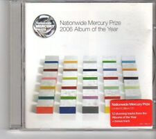 (FH1000) Nationwide Mercury Prize 2006, Album Of The Year - 2005 CD
