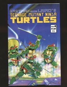 Teenage Mutant Ninja Turtles # 4 Second Print VF/NM Cond.