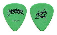 Hatebreed Wayne Lozinak Signature Green Guitar Pick - 2010 Tour