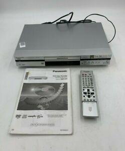 Panasonic Dvd Recorder DMR-E50 Used Good Condition (A)(V2)