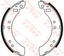 GS6124 TRW Brake Shoe Set Rear Axle