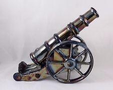 Decorative Metal Fireside Oil Finnish Cannon