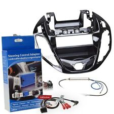 FORD B-MAX AS FROM 12 1-DIN CAR RADIO INSTALLATION SET SHINEY