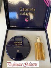 GABRIELA SABATINI EDT NATURAL SPRAY 30 ml + FRAGRANT DUSTING POWDER