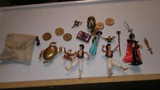 DISNEY Aladdin Action Figures  Lot