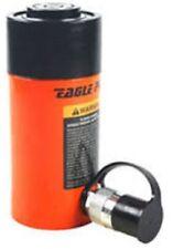 """Hydraulic Cylinder Ram 10Ton 6"""" Eagle Pro 700 Bar Spring Return"""