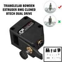 3D Printer Parts BMG Extruder Cloned Btech Bowden Dual Drive Gear Extruder