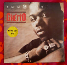 +++Vinyl-Single Too Short - The Ghetto 1990+