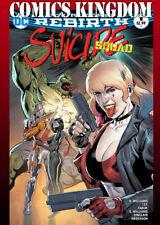 Suicide Squad #1 Rebirth Neil Edwards Variant