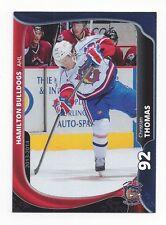 2013-14 Hamilton Bulldogs (AHL) Christian Thomas