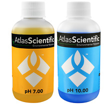 Atlas Scientific pH 7.00 & 10.00 Calibration Solution 125ml (4oz)