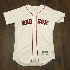Boston Red Sox David Ortiz Final Season Patched MLB Game Issued Majestic Jersey