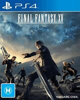 Final Fantasy XV - Game Disc Only *FREE Next Day Post from Sydney* PS4 Game
