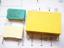 Thorens TD-146 or TD-147 Turntable Repair Kit contains 3 Capacitors DIY