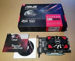 Asus Radeon RX 550 GPU