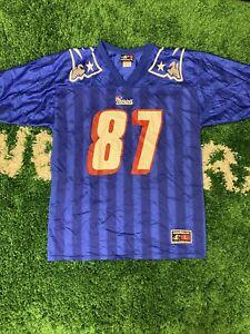 90s Vintage New England Patriots Ben Coates Jersey #87 XL