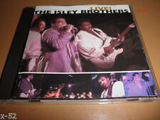 The ISLEY BROTHERS LIVE cd BETWEEN THE SHEETS make me say it again FIGHT POWER