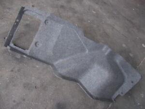 NISSAN SKYLINE R32 GTR RB26 boot trim L/H side 84951-04U00 damage sec/h #5