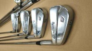 Mizuno Pro TN-87 Staff 3~9 Copper Underlay (7x) Set DG S400 Stiff Classics !!