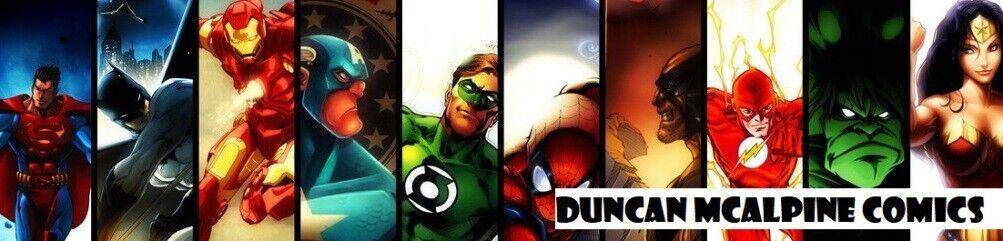 Duncan McAlpine Comics