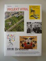 BUCH Projekt Vitra. Birkhäuser 1.Auflage! Gebundene Ausgabe Charles & Ray Eames