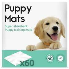 3x SUPER ABSORBENT Puppy Training Pad - 60cm x 60cm - Pack of 20