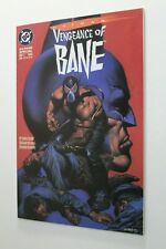VENGEANCE of BANE # 1  - DC 1993 1st Appearance and Origin of BANE (SR) SPECIAL