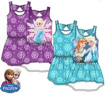 Disney Frozen Sommerkleid *NEU* Gr. 104 - 128 Elsa Anna Mädchen