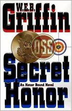 Secret Honor (Honor Bound), W.E.B. Griffin, Good Book