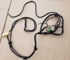 Porsche 911 964 993 positive battery cable lead and loom battery cable