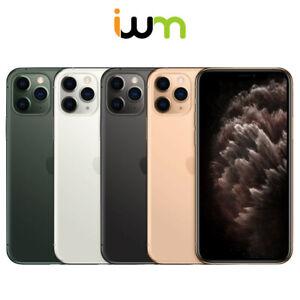 Apple iPhone 11 Pro 64GB/128GB/256GB - Unlocked/Verizon/ AT&T/ T-Mobile/ Sprint