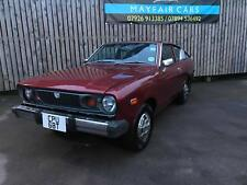 1978 Datsun 120Y Coupe, Very Rare, Classic Car