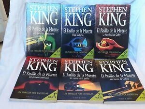 STEPHEN KING - El Pasillo De La Muerte - Coleccion Completa
