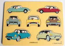Citroën ID DS 19 21 puzzle auto Collection voiture, car collector Sammlerobjekt