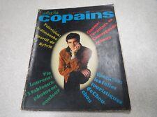 SALUT LES COPAINS N° 13 1963 JOHNNY SYLVIE VIC LAURENS KART complet *
