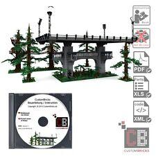 CB Eigenbau Bauanleitung Waldmond ENDOR Plattform MOC für Star Wars LEGO® Steine