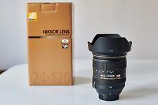 Nikon Nikkor 24-120mm AF-S G ED VR 2 f/4.0