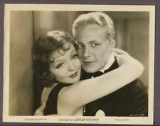 NANCY CARROLL Gene Raymond 1934 Sexy Couple Transatlantic Merry Go Round J4695