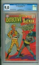 Detective Comics #358 CGC 9.0 1st App Of Spellbinder 1966