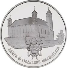 Poland / Polen - 20zl The Lidzbark Warminski Castle
