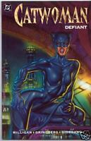 CATWOMAN: DEFIANT ONE SHOT Comic Book - DC