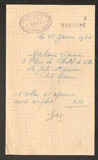 """PARIS (X° Arrt) CLINIQUE pour POUPEES / JOUETS """"B. BOCCA"""" en 1961"""
