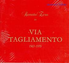RENATO ZERO VIA TAGLIAMENTO BOX 2 CD Digipack