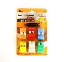 Intelligente KFZ Sicherungen mit STATUS-LED Satz 43 Stück + Abzieher ATP 5 - 30A