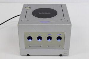 Nintendo Gamecube Console Only Platinum Silver XENO Region Free LED Mod GC296