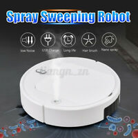 Sweeping Robot Smart Vacuum Cleaner Floor Edge Dust Clean Auto Suction