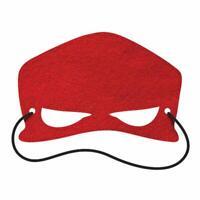 RISE TMNT Party 4 Felt Masks Teenage Mutant Ninja Turtles Costume Dress-up Room